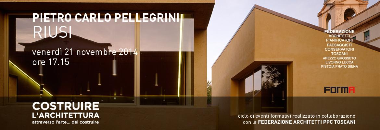 Pietro Carlo Pellegrini invito